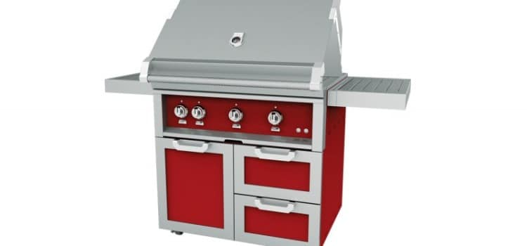 Hestan Outdoor Grill Featured in Robb Report