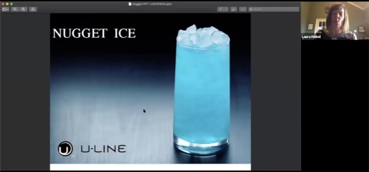 U-Line Nugget Ice Machine Webinar
