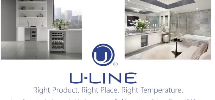 Webinar on U-Line Beverage Centers with Ursula Wolf